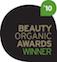 award winning huidverzorging