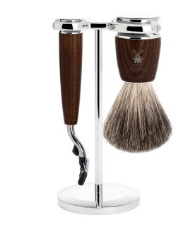 muhle rytmo shaving set