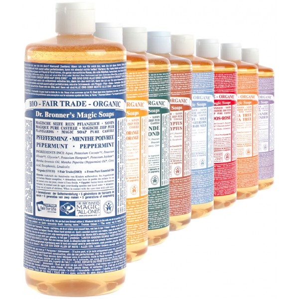 dr bronner liquid soap