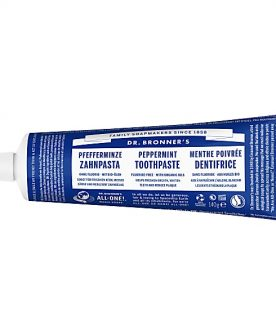 dr bronner toothpaste