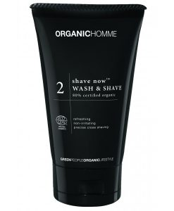 green people organic homme 2 shave now