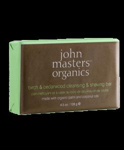 john masters organics shaving bar